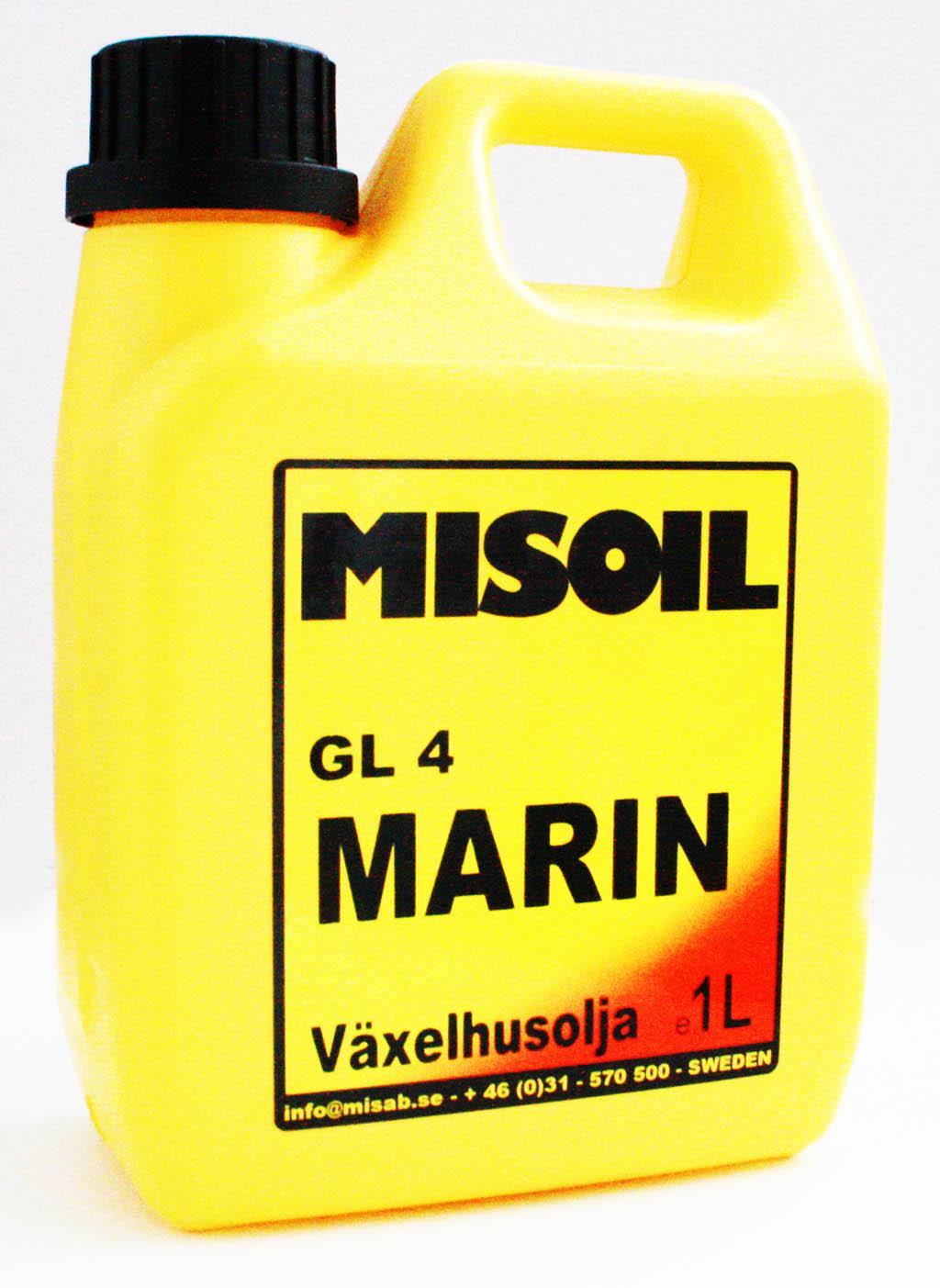 MISOIL VÄXELHUSOLJA MARIN 1 L