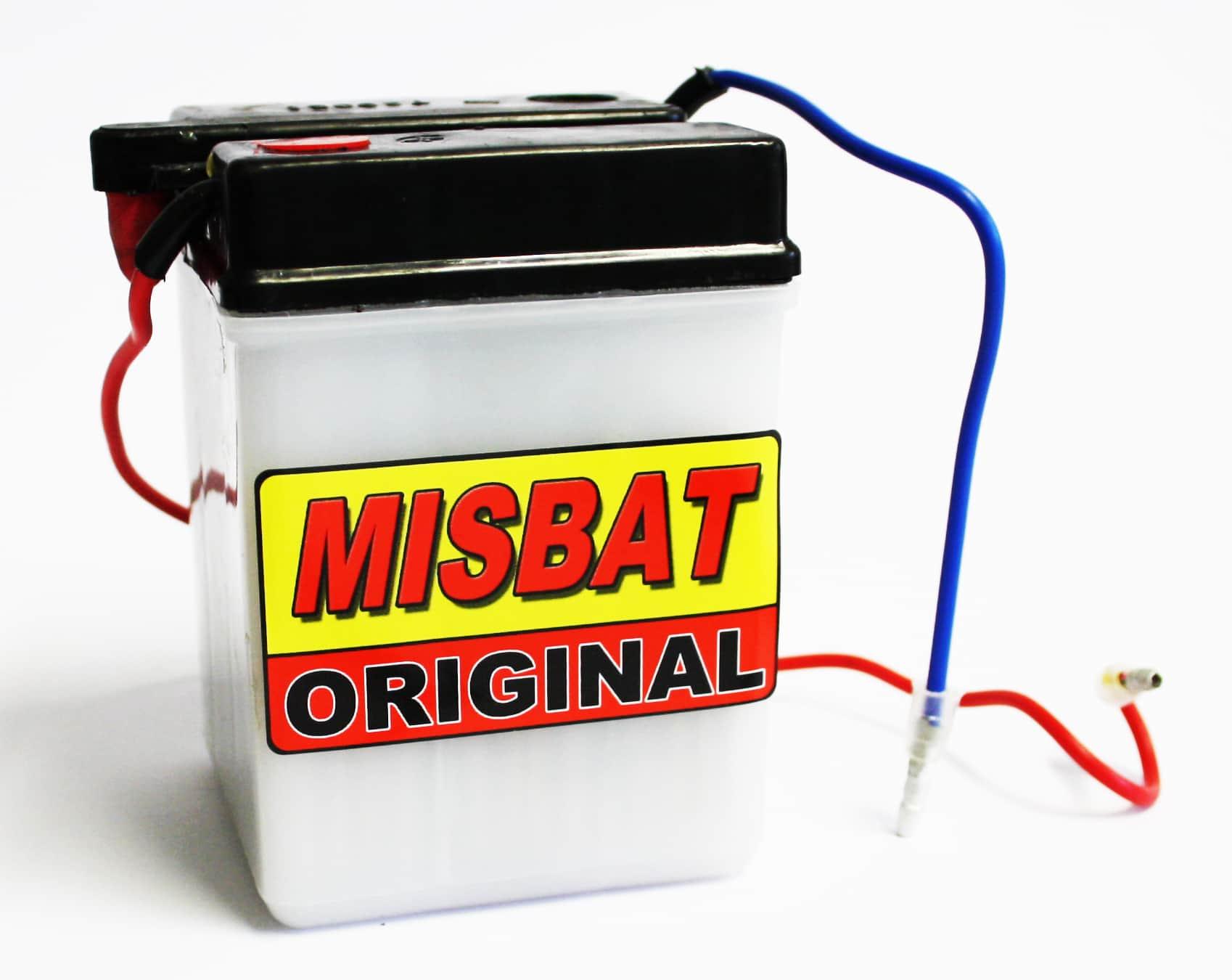 MISBAT MC 6V 4Ah