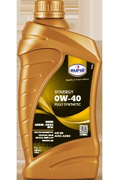 EUROL 0W-40 SYNERGY