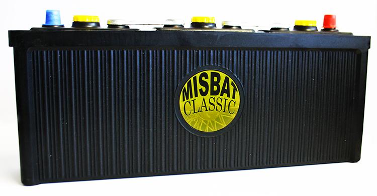 MISBAT CLASSIC 6V 150 AH