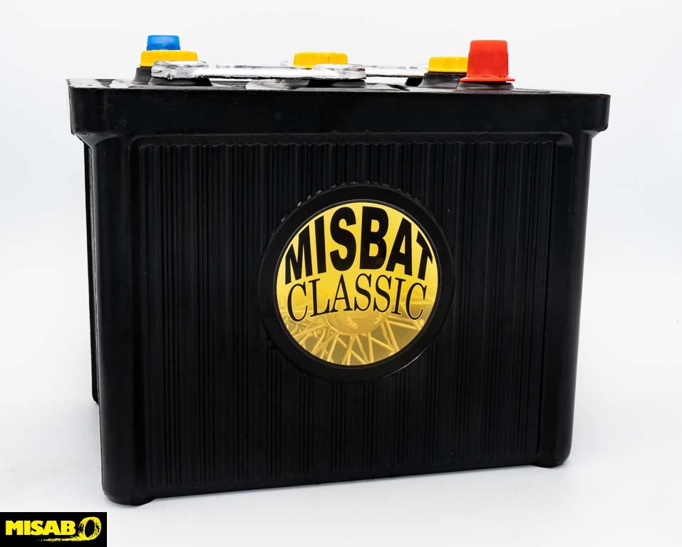 MISBAT CLASSIC 110 AH 6 VOLT