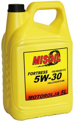 MISOIL FORTRESS 5W-30