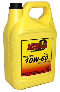 MISOIL RACING 10W-60