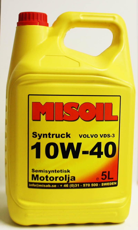 MISOIL SYNTRUCK 10W-40
