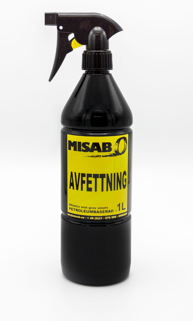 MISAB AVFETTNING