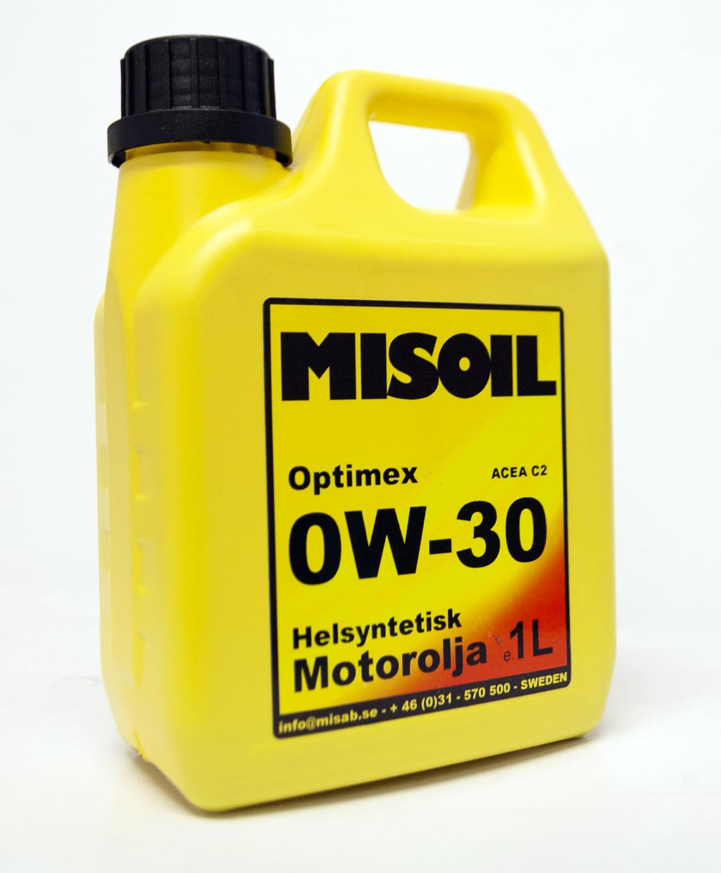 MISOIL OPTIMEX 0W-30