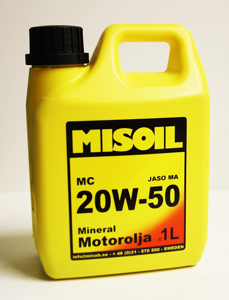 MISOIL MC 20W-50 HD 1L