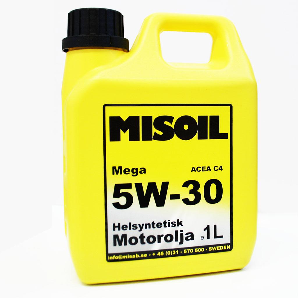 MISOIL MEGA C4 5W-30