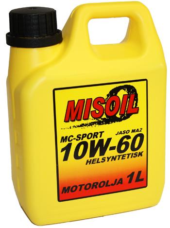 MISOIL MC 10W-60