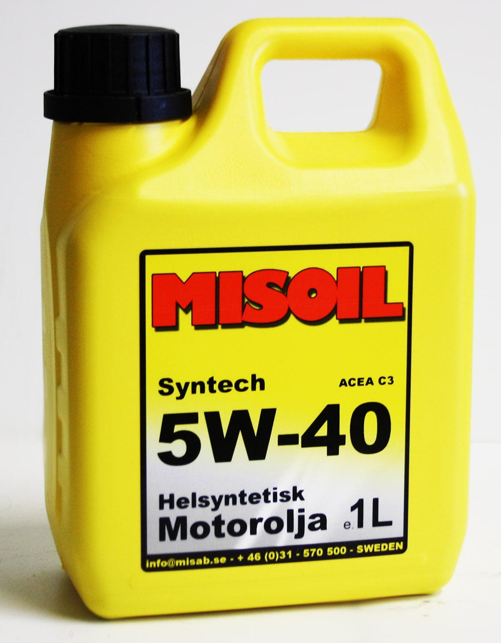 MISOIL SYNTECH C3 5W-40