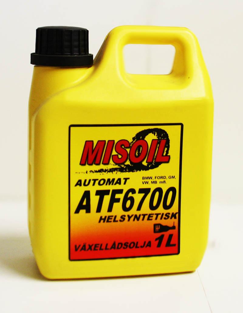 MISOIL ATF 6700