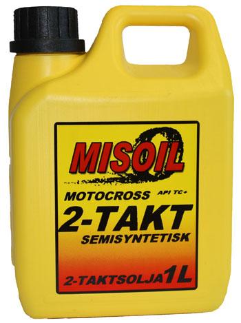 MISOIL 2-T MOTOCROSS 1L