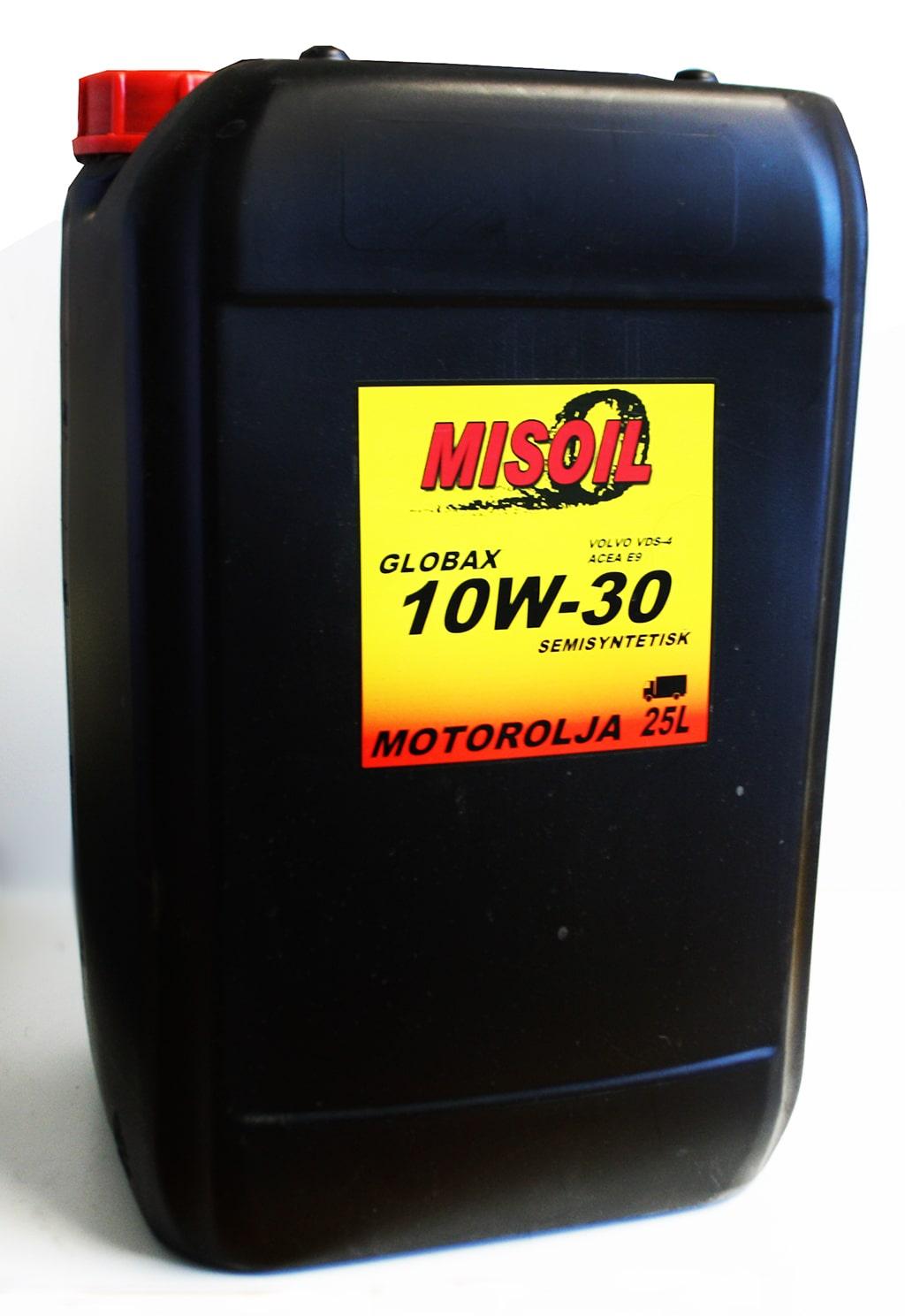 MISOIL GLOBAX 10W-30 VDS-4