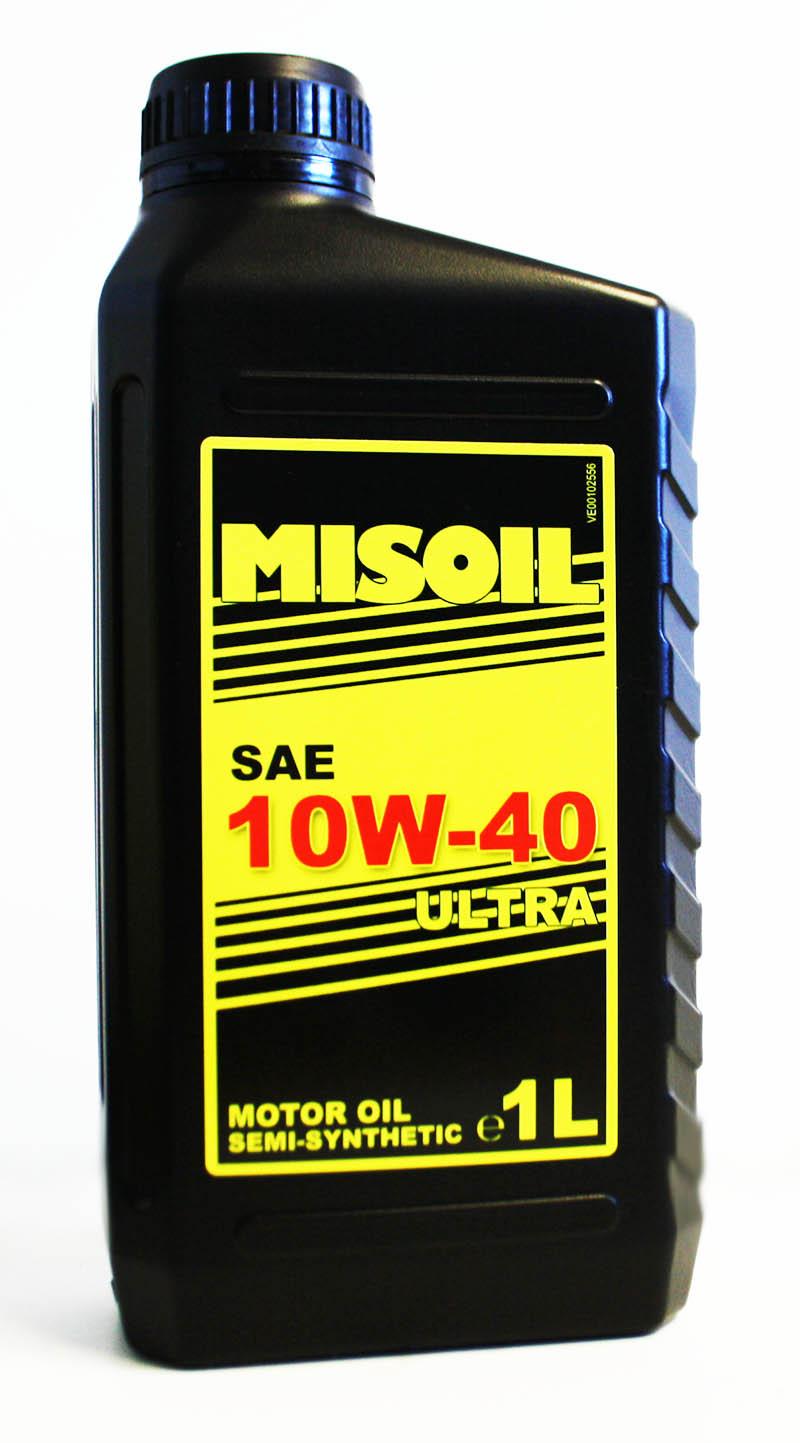 MISOIL ULTRA 10W-40, 1L x 12