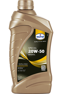 EUROL SPECIAL 20W-50