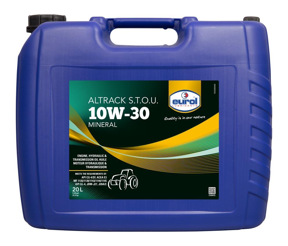 EUROL ALTRACK 10W-30 GL 4