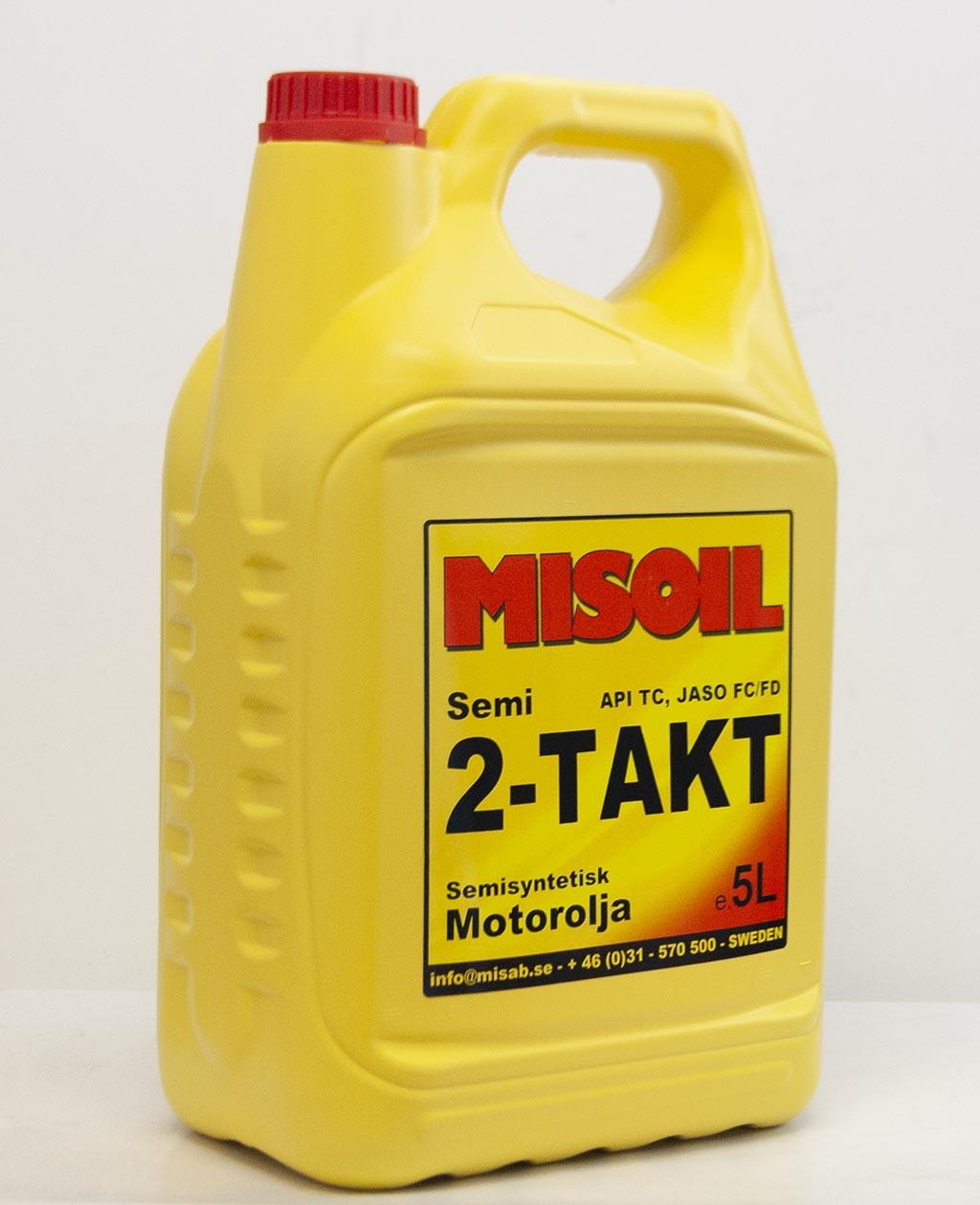 MISOIL 2-T SEMI 25L