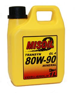 MISOIL 80W-90 GL4