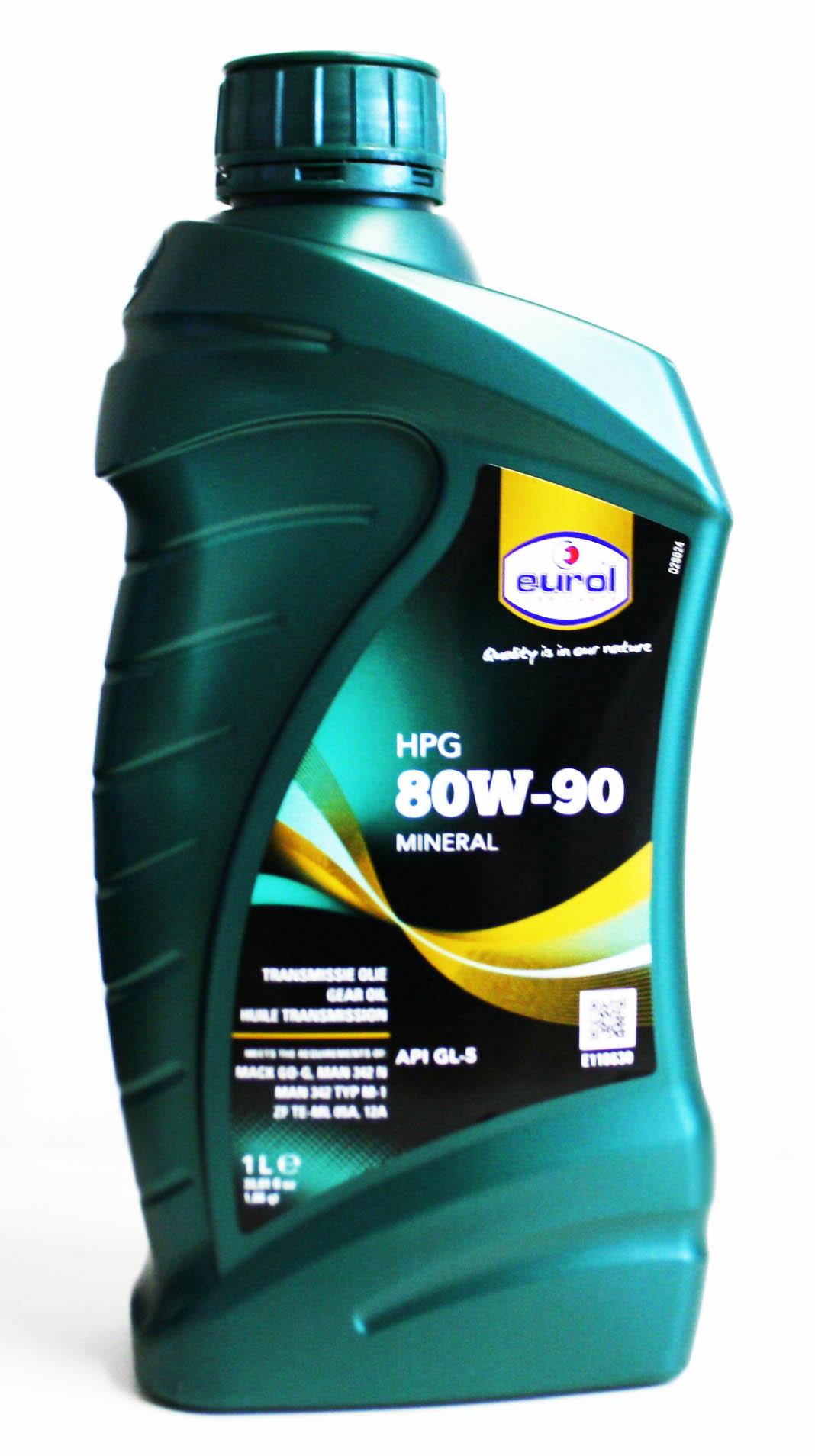 EUROL HPG 80W-90 GL-5
