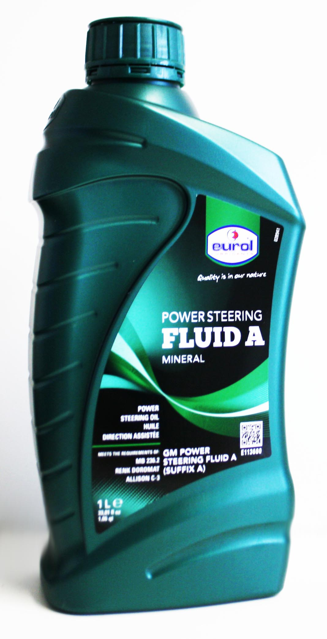 EUROL POWER STEERING FLUID A