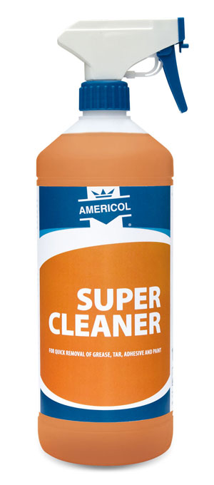 SUPER CLEANER 1L SPRAY