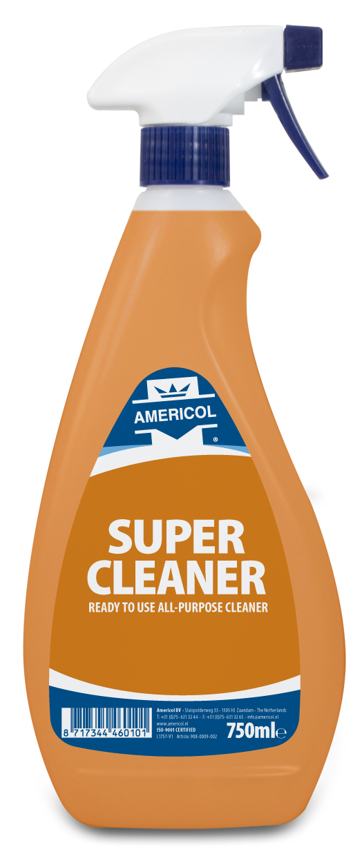 AMERICOL SUPER CLEANER 750ML