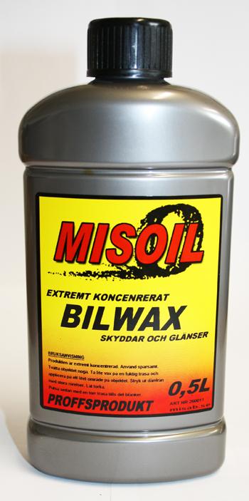 MISAB BILVAX KONC. 500ml