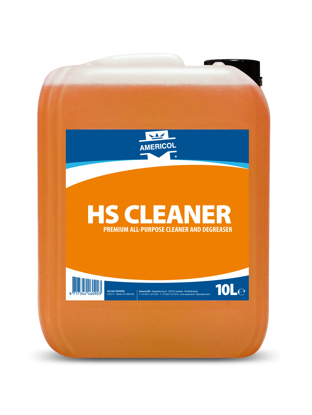 HS CLEANER KONC. 10L