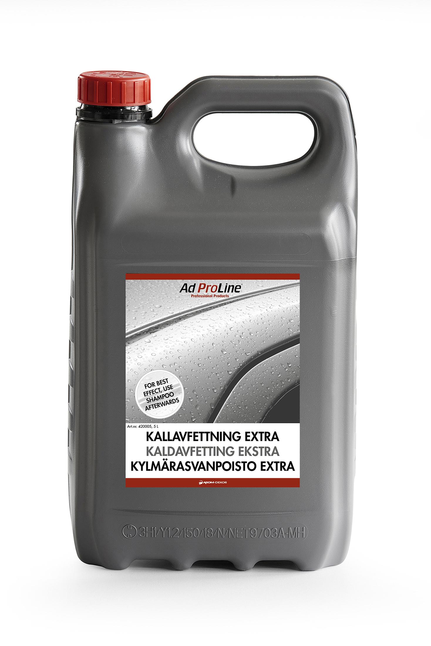 AdProLine Kallavfettning Extra 5 L