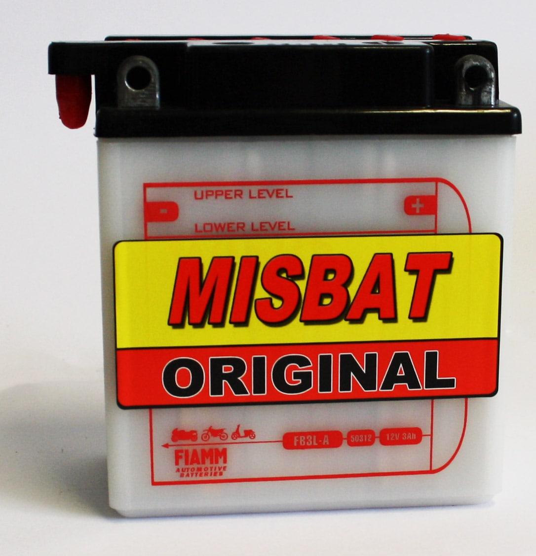 MISBAT MC 3 AH