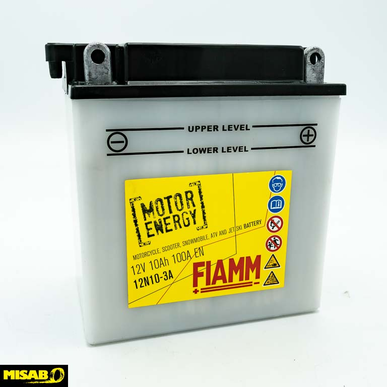 FIAMM MC MOTORENERGY 10 AH