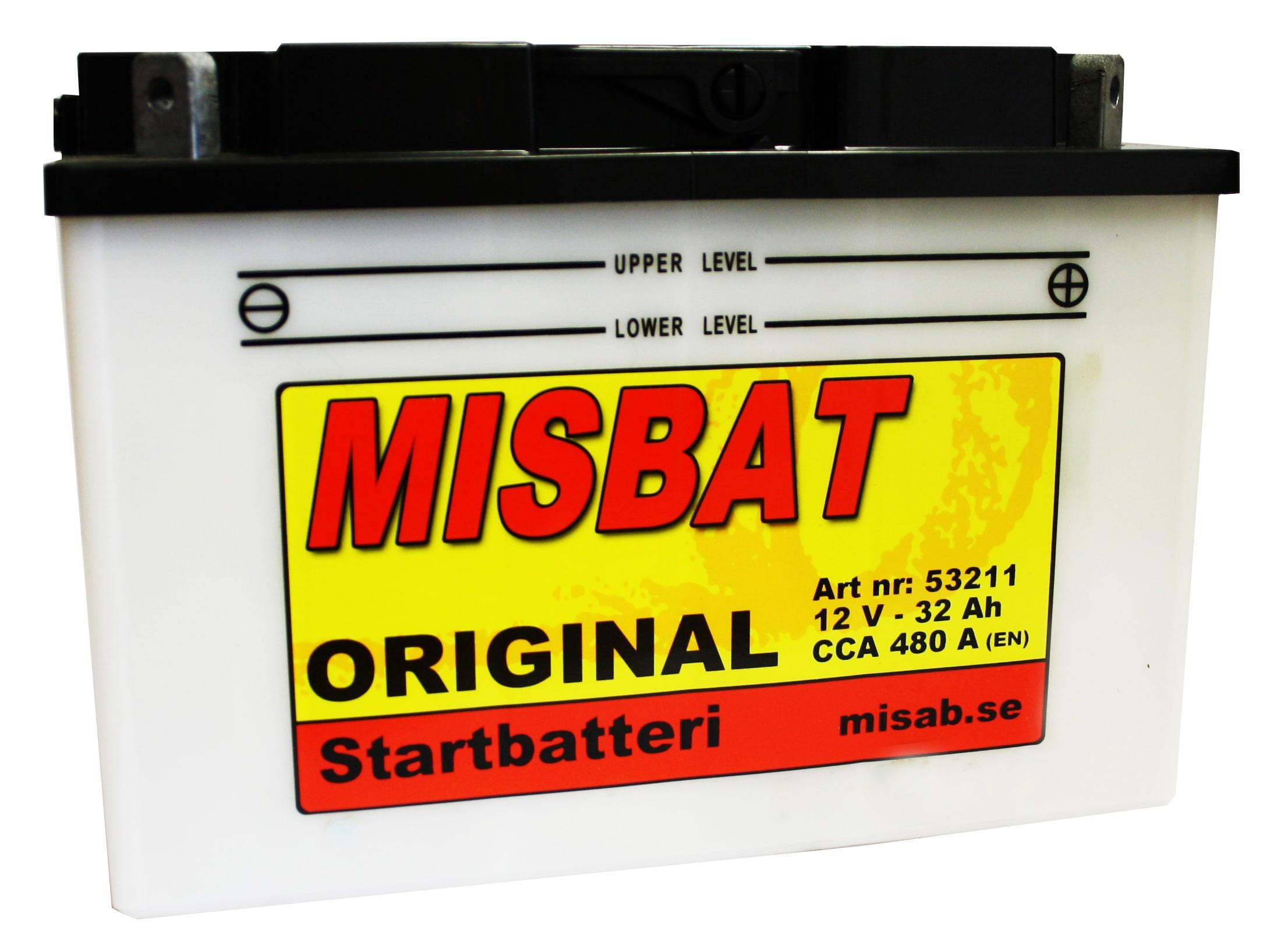 MISBAT MC 32 AH
