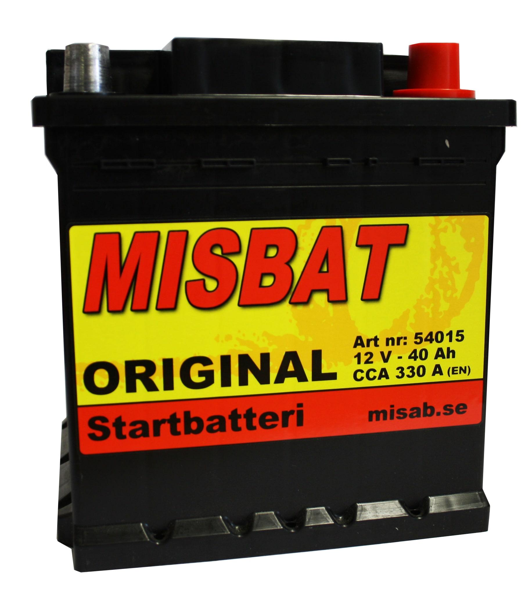 MISBAT ORIGINAL 40 AH