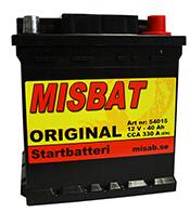 MISBAT ORIGINAL 40AH