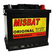 MISBAT ORIGINAL 55AH