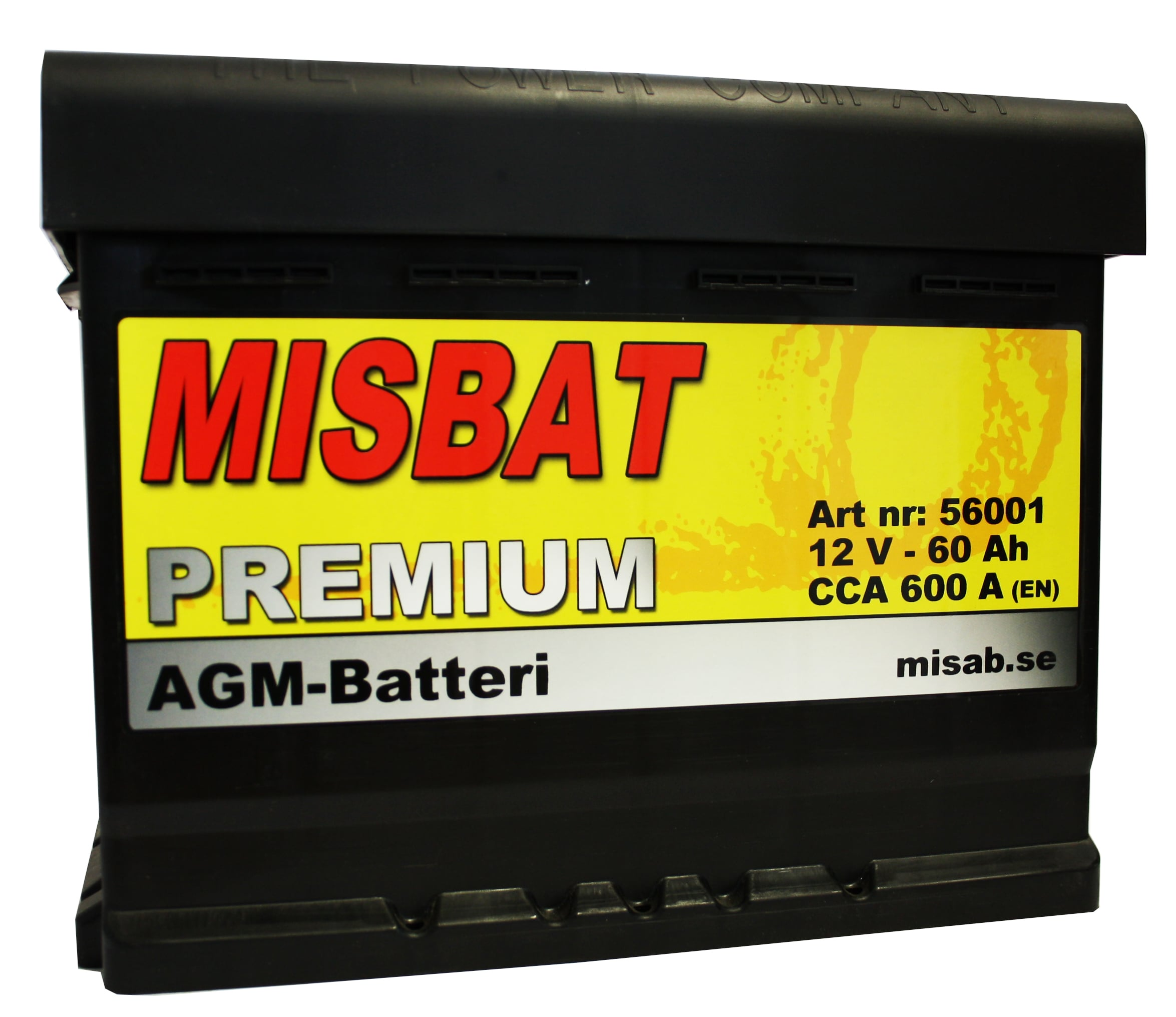 MISBAT AGM 60AH