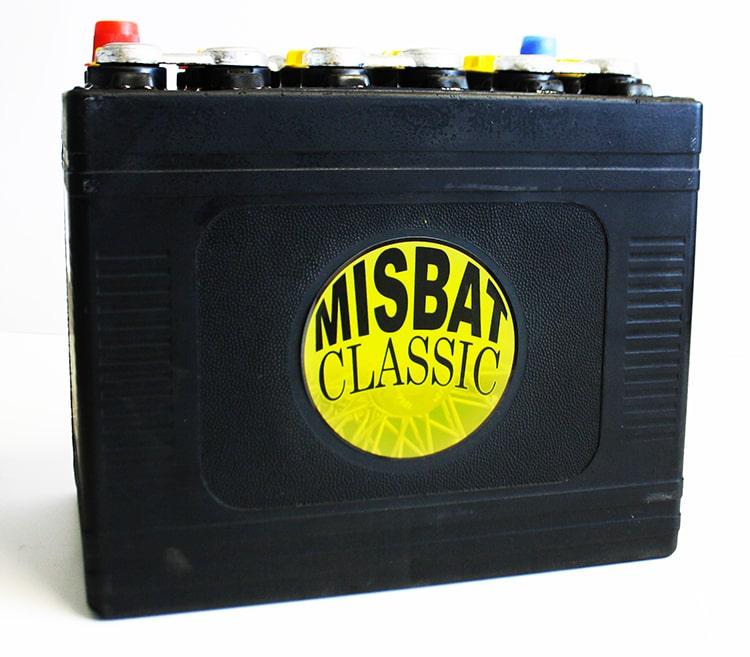 MISBAT CLASSIC 12V 60 AH