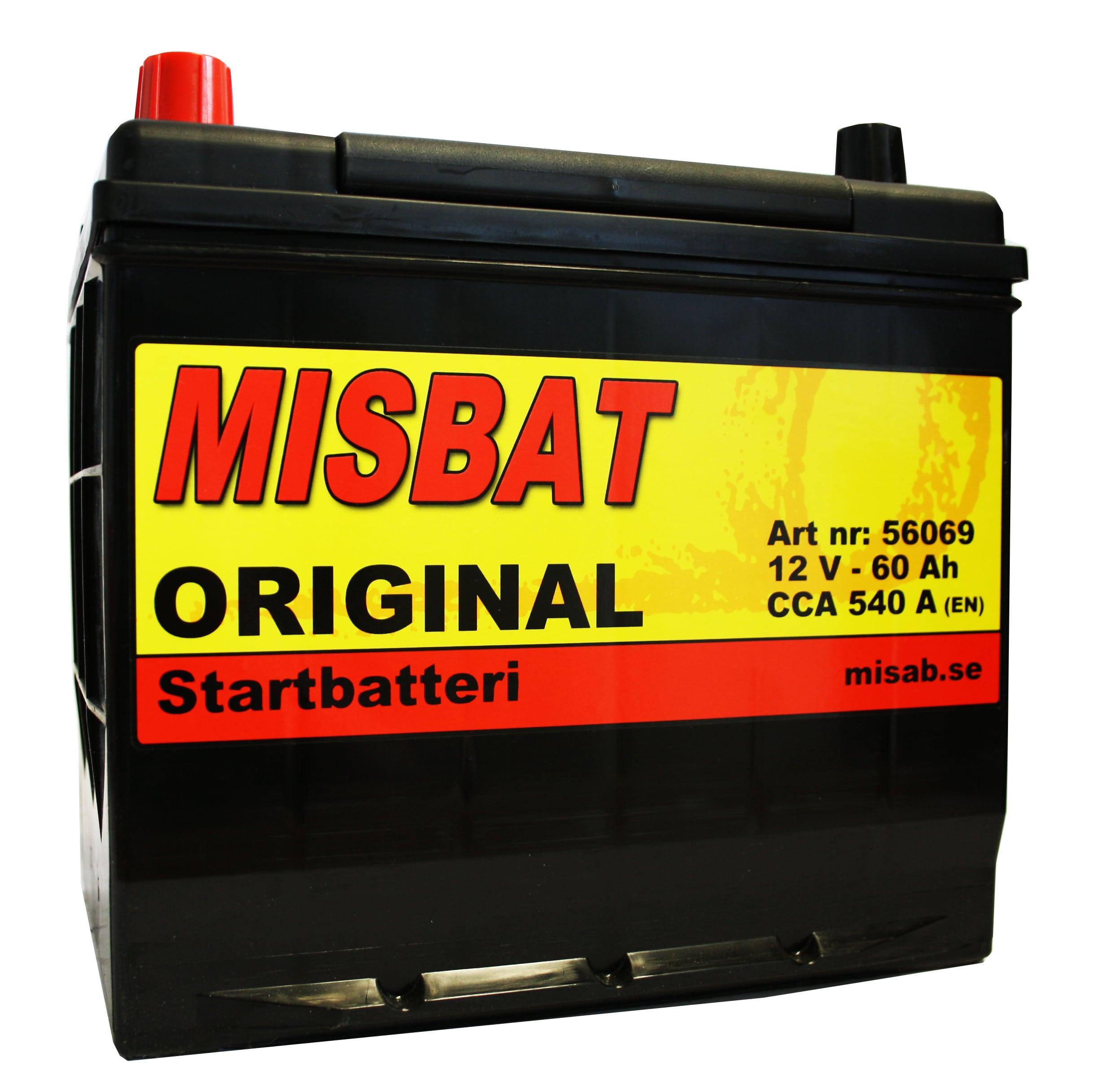 MISBAT ORIGINAL 60 AH