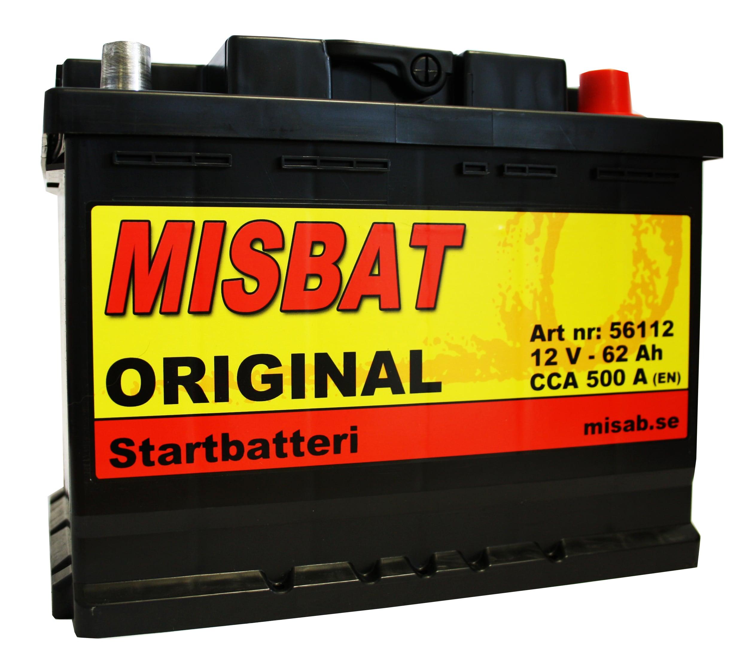 MISBAT ORIGINAL 62AH