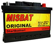 MISBAT ORIGINAL 65AH