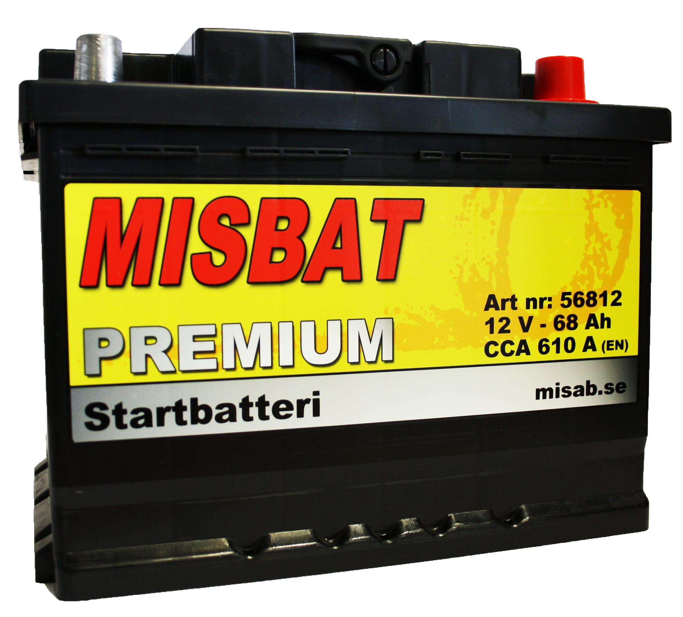 MISBAT PREMIUM 68AH