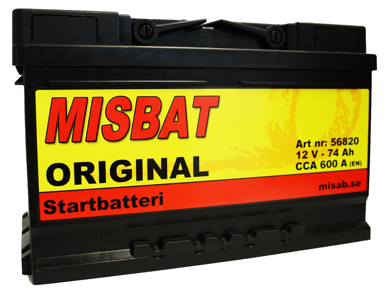MISBAT ORIGINAL 74 AH