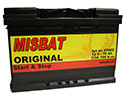 MISBAT START & STOP 70 AH