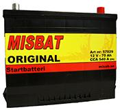 MISBAT ORIGINAL 70AH
