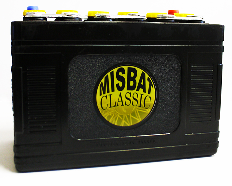 MISBAT CLASSIC 12V 75 AH
