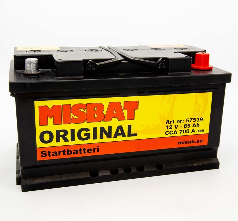 MISBAT ORIGINAL 85 AH