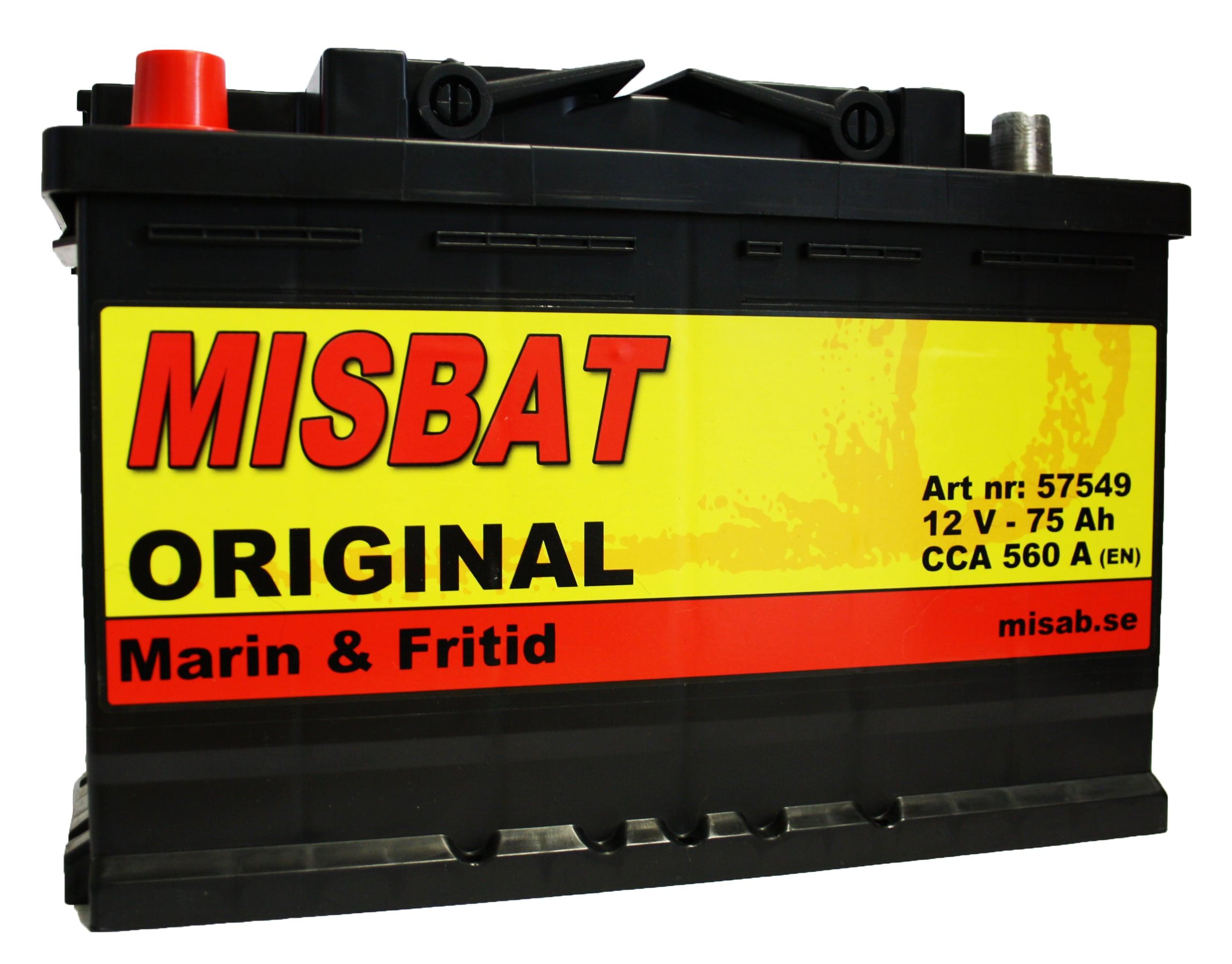 MISBAT FRITID 75 AH