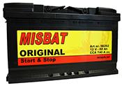 MISBAT START&STOP 80 AH