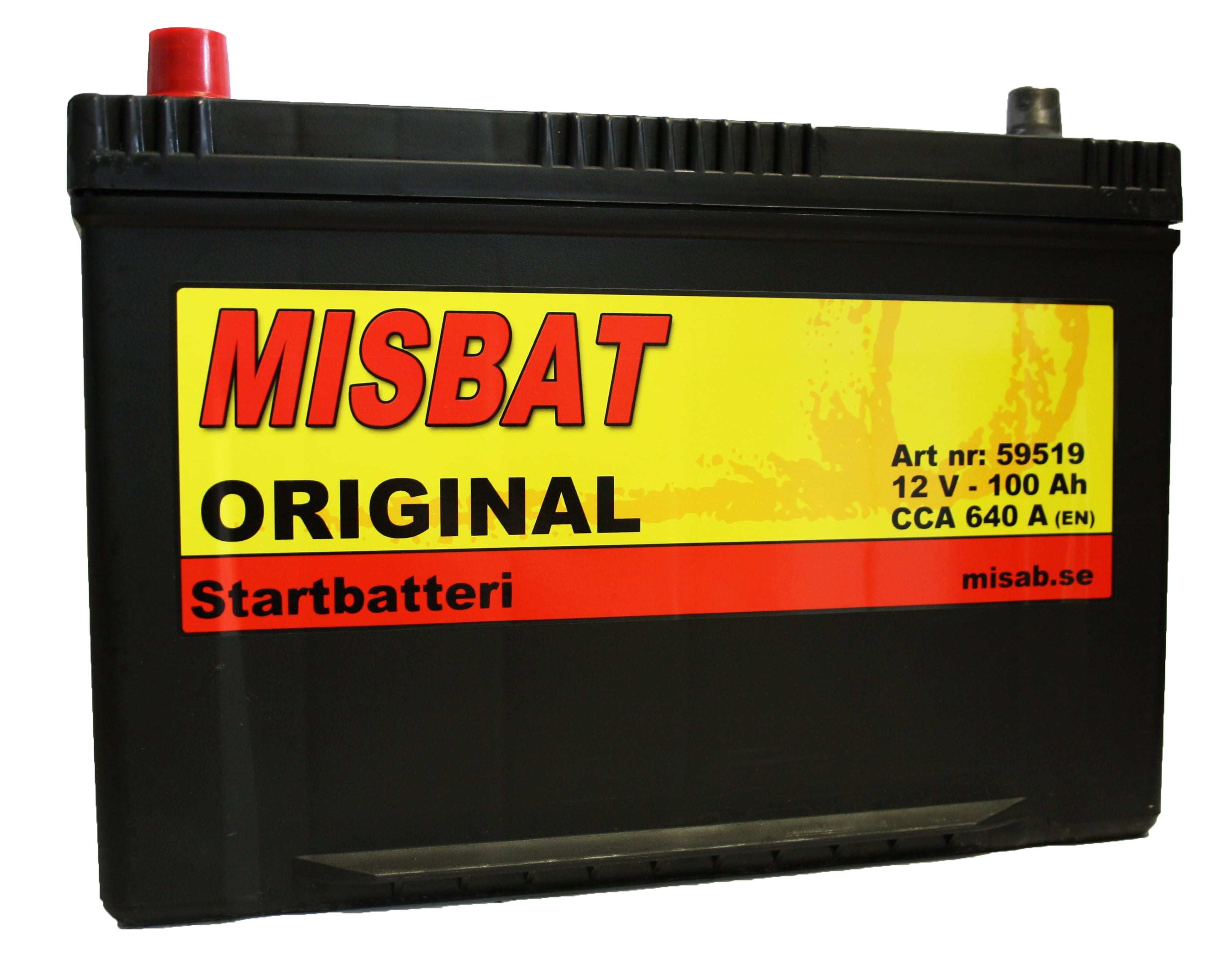 MISBAT ORIGINAL 100 AH