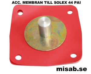 ACC.MEMBRAN SOLEX 44 PAI
